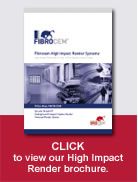 Click to view our High Impact Render brochure